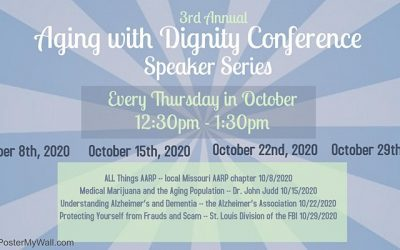 Aging With Dignity October 8th Symposium